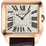 Cartier W2006951  Santos Dumont Mens Watch