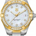 TAG Heuer Way1353bd0917  Aquaracer Quartz Ladies 32mm Ladies