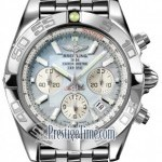 Breitling Ab011012g685-ss  Chronomat B01 Mens Watch