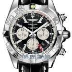 Breitling Ab041012ba69-1cd  Chronomat GMT Mens Watch