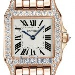 Cartier Wf9008z8  Santos Demoiselle - Small Ladies Watch