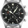 IWC IW377704  Pilots Watch Chronograph Mens Watch