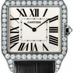 Cartier Wh100651  Santos Dumont Mens Watch