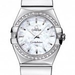 Omega 12315246005002  Constellation Polished 24mm Ladies