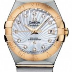 Omega 12320272055002  Constellation Brushed Chronometer