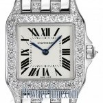 Cartier Wf9003yc  Santos Demoiselle - Small Ladies Watch