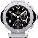 Hublot 301sx130rx  Big Bang Steel 44mm Mens Watch