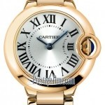 Cartier W69002z2  Ballon Bleu 28mm Ladies Watch