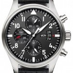 IWC IW377701  Pilots Watch Chronograph Mens Watch
