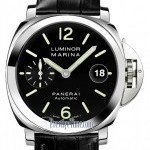 Panerai Pam00104  Luminor Marina Automatic 44mm Mens Watch