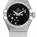Omega 12315272001001  Constellation Brushed Chronometer