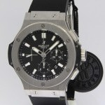 Hublot Big Bang Evolution Stainless Steel Black Dial 44mm