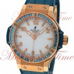 Hublot Big Bang 38mm Tutti Frutti Blue