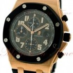 Audemars Piguet Royal Oak Offshore Chronograph quotRubbercladquot