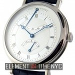 Breguet Retrograde Ultra Thin 18k White Gold