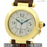 Cartier Pasha 18k Yellow Gold 38mm