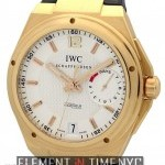 IWC 7 Day 18k Rose Gold 46mm