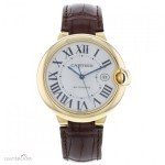 Cartier Ballon Bleu W6900551 18k Yellow Gold Automatic Men