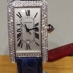 Cartier TANK AM MM