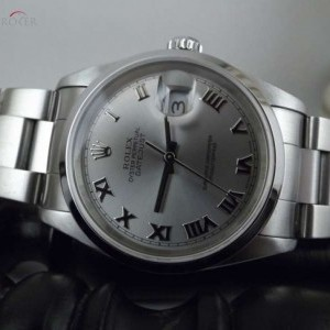 Rolex Datejust 16200 antracite