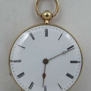 Vacheron Constantin Et Constantin pocket in oro