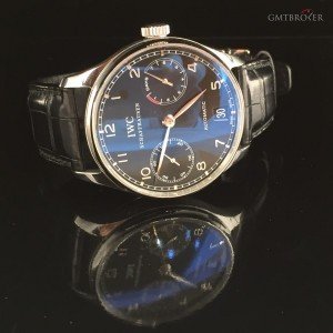 IWC PORTOGHESE 7 DAYS POWER RESERVE IW5001-09 73543