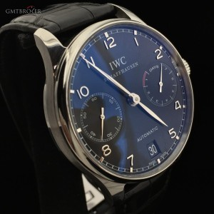 IWC PORTOGHESE 7 DAYS POWER RESERVE IW5001-09 73547