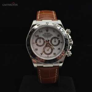 Rolex DAYTONA WHITE GOLD 116519 73157