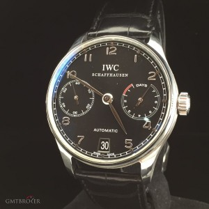 IWC PORTOGHESE 7 DAYS POWER RESERVE IW5001-09 73541