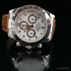 Rolex DAYTONA WHITE GOLD 116519 73161
