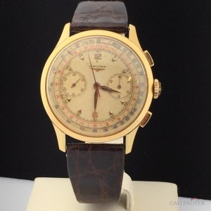 Longines CHRONO FLY BACK TELEMETRE ROSE GOLD
