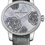 Girard Perregaux 80476d11a701-ck7a  Cats Eye Bloom Ladies Watch