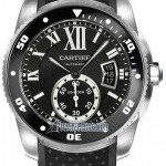 Cartier W7100056  Calibre de  Diver Mens Watch