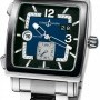 Ulysse Nardin 243-92cer-7m632  Quadrato Dual Time Mens Watch