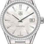 TAG Heuer War1315ba0773  Carrera Quartz Ladies Watch