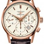 Longines L27498722  Heritage Chronograph Mens Watch