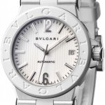 Bulgari Dg35wswvd  Diagono Automatic 35mm Ladies Watch