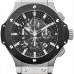 Hublot 311sm1170gr  Big Bang Aero Bang Steel 44mm Mens Wa