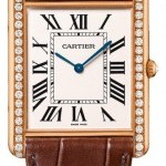 Cartier Wt200005  Tank Louis  Mens Watch