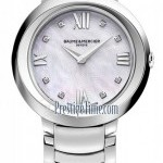 Baume & Mercier 10158 Baume  Mercier Promesse Quartz 30mm Ladies W