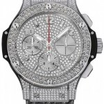 Hublot 341sx9010rx1704  Big Bang Steel 41mm Mens Watch