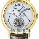 Breguet 3657ba129v6  Tourbillon Power Reserve  24 Hour Men
