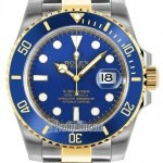 Rolex 116613LB  Oyster Perpetual Submariner Date Mens Wa