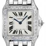 Cartier Wf9004y8  Santos Demoiselle - Midsize Ladies Watch