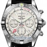 Breitling Ab042011g745-1ld  Chronomat 44 GMT Mens Watch
