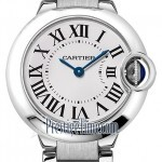 Cartier W69010z4  Ballon Bleu 28mm Ladies Watch