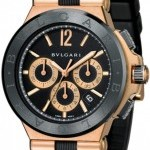 Bulgari Dgp42bgcvdch  Diagono Chronograph 42mm Mens Watch