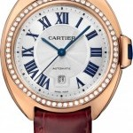 Cartier WJCL0016  Cle De  Automatic 31mm Ladies Watch