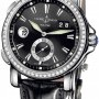 Ulysse Nardin 243-55b92  GMT Big Date 42mm Mens Watch