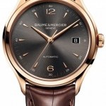 Baume & Mercier 10059 Baume  Mercier Clifton Automatic 39mm Mens W